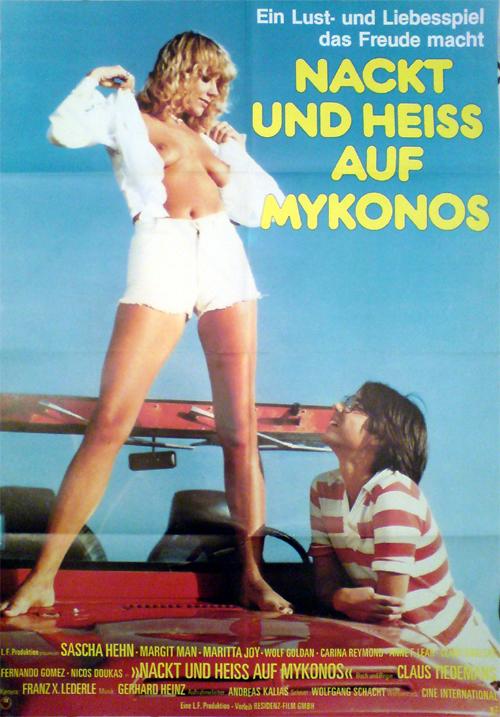 margit geissler nackt und heiß auf mykonos